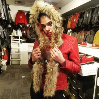 real fur outerwear
