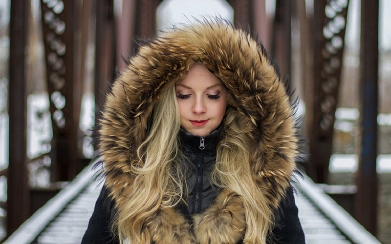 FUR OUTERWEAR: PERFECT WARDROBE ADDITION IN THIS FALL