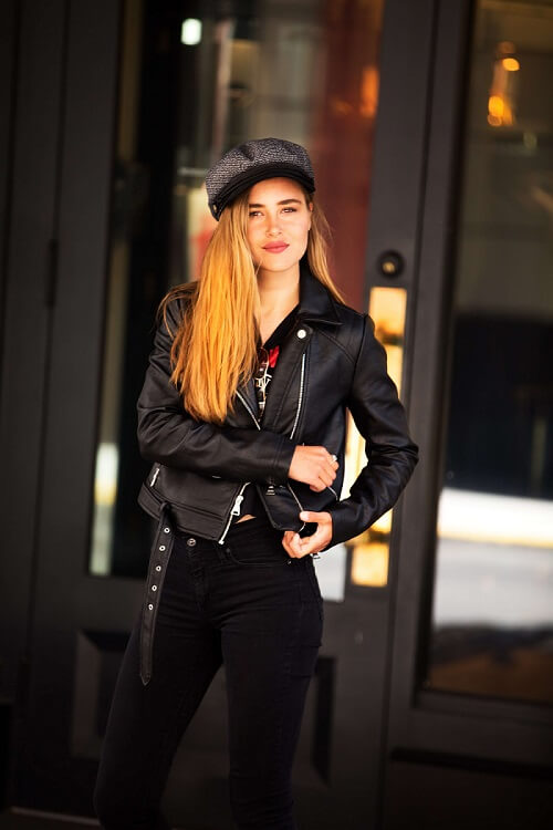 AVIATOR LEATHER JACKET- IS IT A TRENDY OPTION?