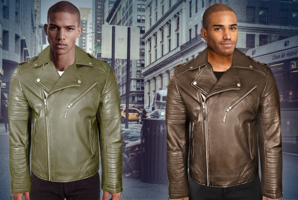 5 reasons why everyone should invest in a leather jacket
