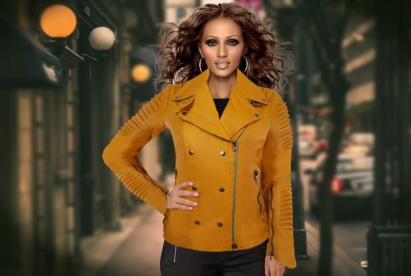 4 types of stunning leather jackets to try in 2020