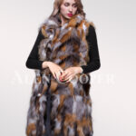 Hybrid Fur Parka Convertibles Iconic Fox