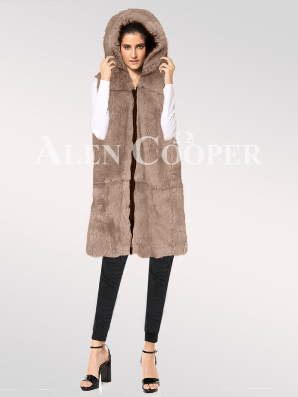 Hybrid-fur-parka-convertibles-rabbit-plate-Light-brown