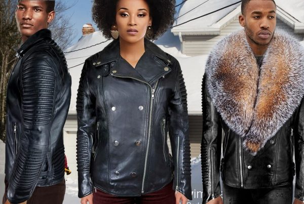 Leather Jackets for Women and Men