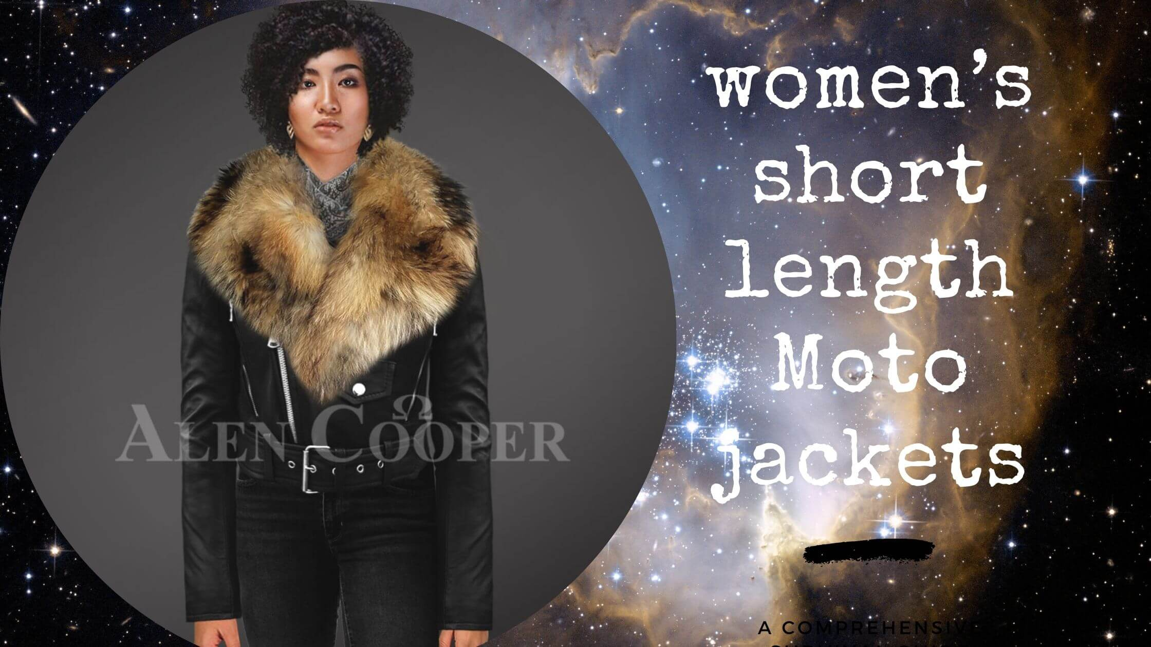 EVOLUTION OF LEATHER JACKETS: EARLY VERSION TO WOMEN'S SHORT LENGTH MOTO JACKETS
