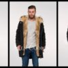 MEN'S PARKA COATS WITH FUR TO REFURBISH YOUR APPEARANCE AND PERSONALITY