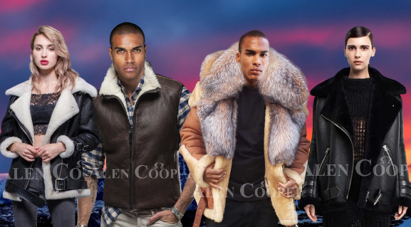 TRIED AND EASY STEPS TO CLEAN AND CARE FOR YOUR FAVORITE SHEARLING COATS