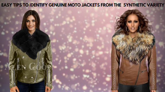 Easy Tips To Identify Genuine Moto Jackets From The Synthetic Variety
