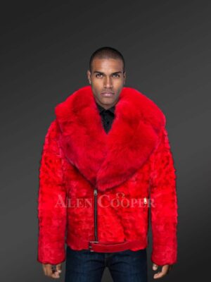 Genuine shearling jackets to reinvent your style and grandeur